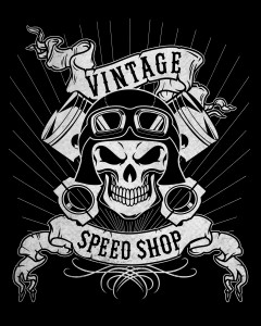 VINTAGE SPEED SHOP