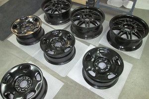 powder coating green bay