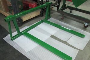 powder coating green bay