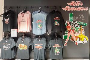 Rick's Restoration Merchandise