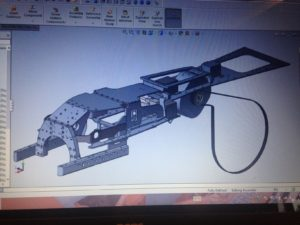 speeder-bike-frame-3d-model